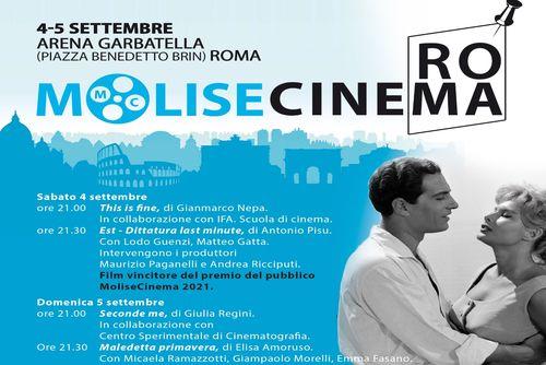 MoliseCinema Roma - il 4 e il 5 settembre il Festival si sposta nella Capitale